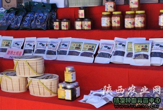 宝鸡市第九届农民运动会暨凤县农产品展销会开