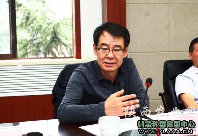陕西省脱贫攻坚领导小组研究特色产业脱贫工作